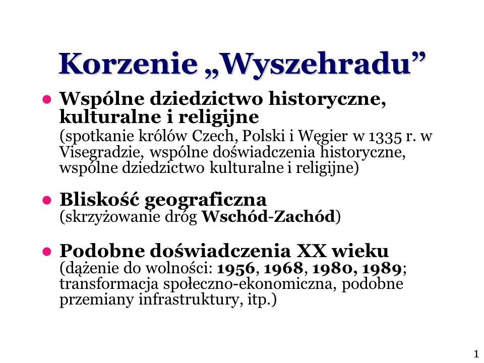 """Korzenie """"Wyszehradu"""