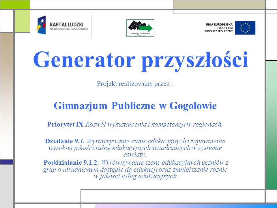 Generator przyszłości
