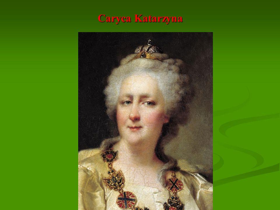 Caryca Katarzyna Portret idealnie pasuje do łatki rozpustnej carycy, jaką przypięła jej historia. Anegdota Caryca drwal i 100 orgazmów.