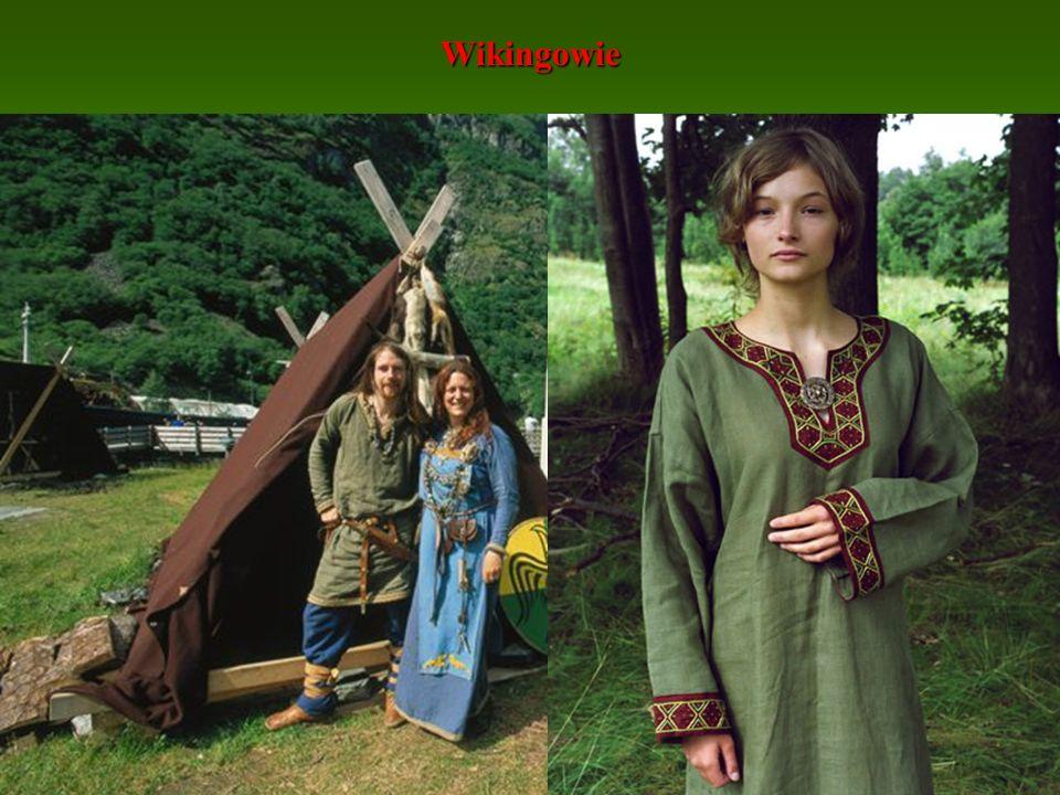 Wikingowie Wikingowie – skandynawscy wojownicy, którzy od VIII wieku podejmowali dalekie wyprawy o charakterze kupieckim, rabunkowym lub osadniczym.