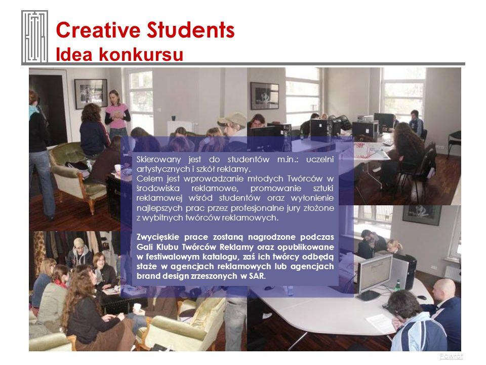 Creative Students Idea konkursu