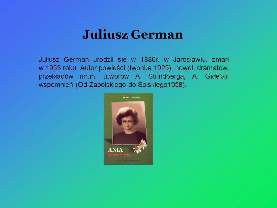 Juliusz German