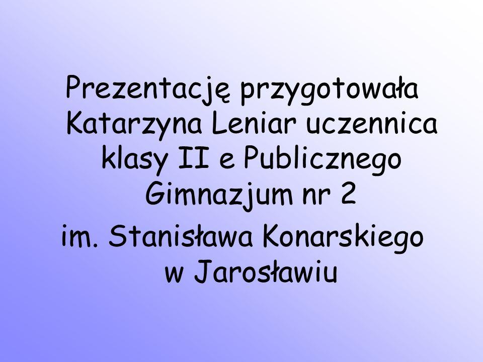 im. Stanisława Konarskiego w Jarosławiu