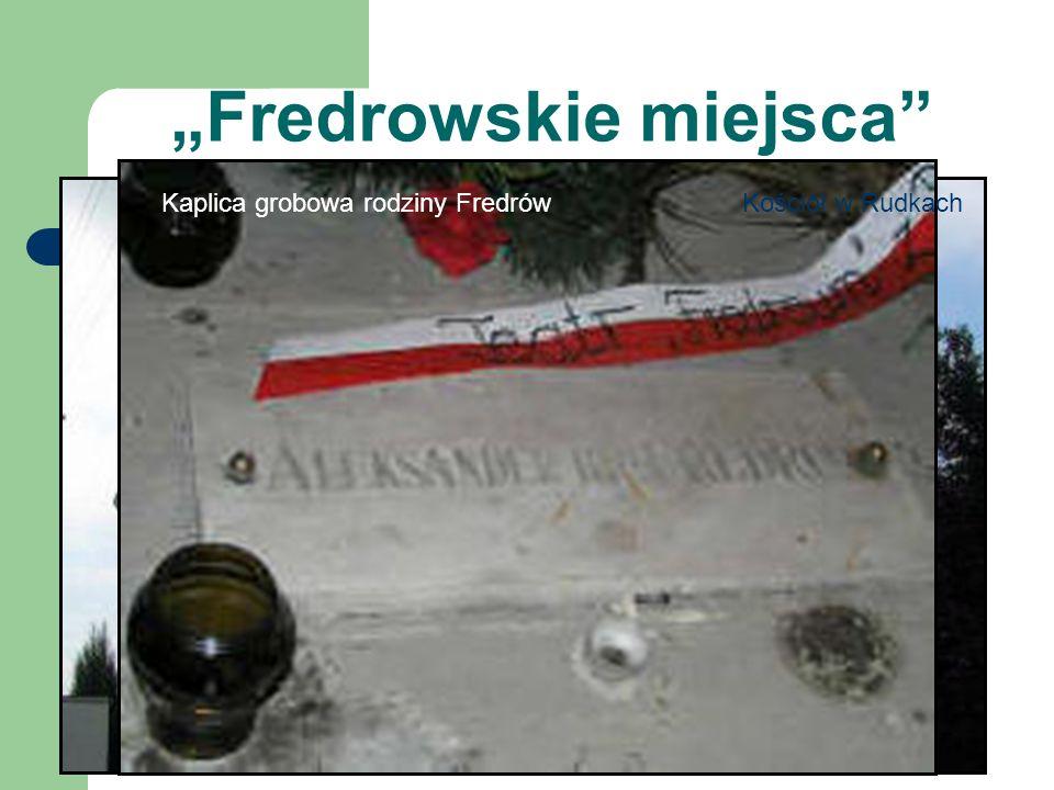 """""""Fredrowskie miejsca"""