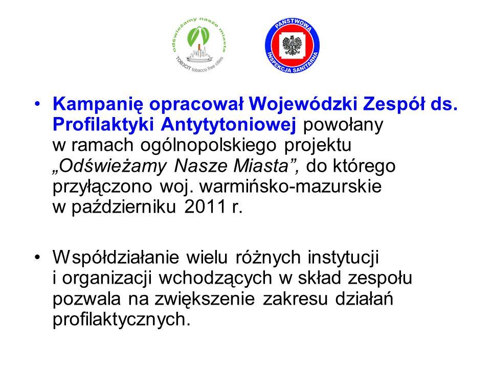 Kampanię opracował Wojewódzki Zespół ds