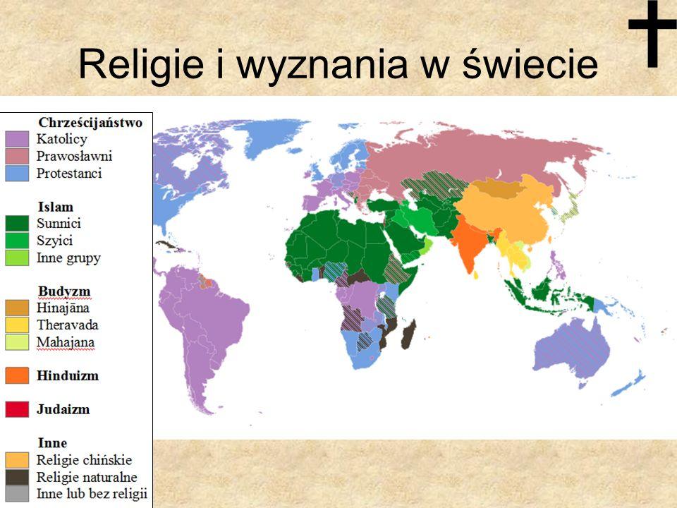Religie i wyznania w świecie