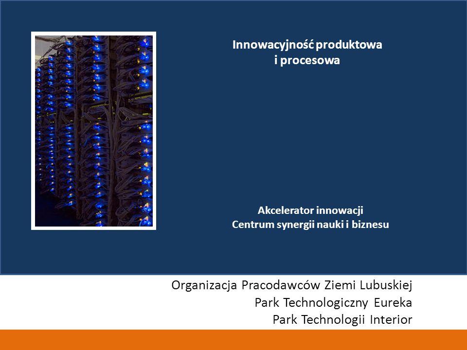 Akcelerator innowacji Centrum synergii nauki i biznesu