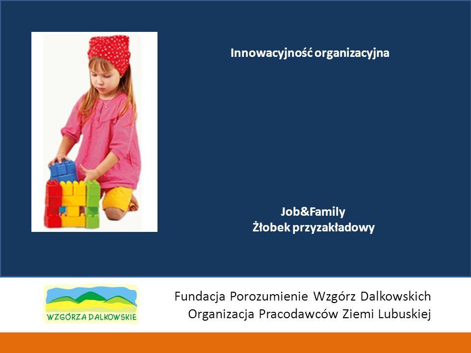 Job&Family Żłobek przyzakładowy
