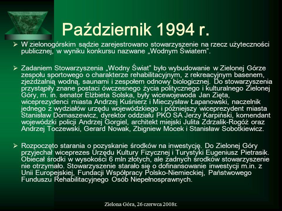 Październik 1994 r.