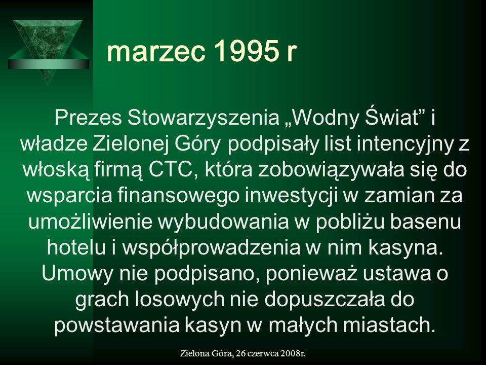 marzec 1995 r
