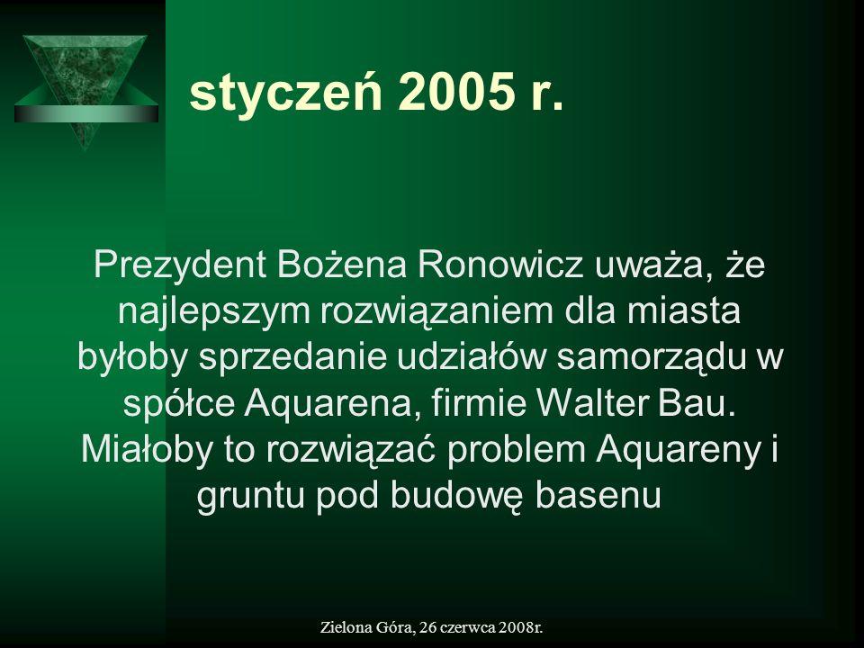 styczeń 2005 r.