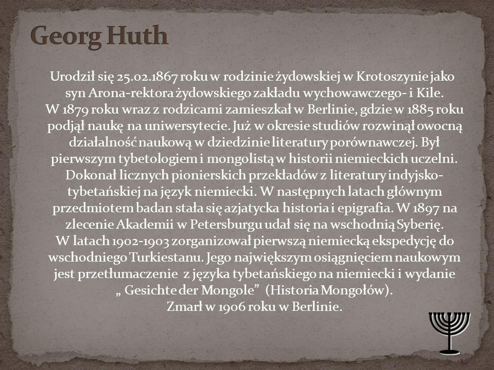 Georg Huth