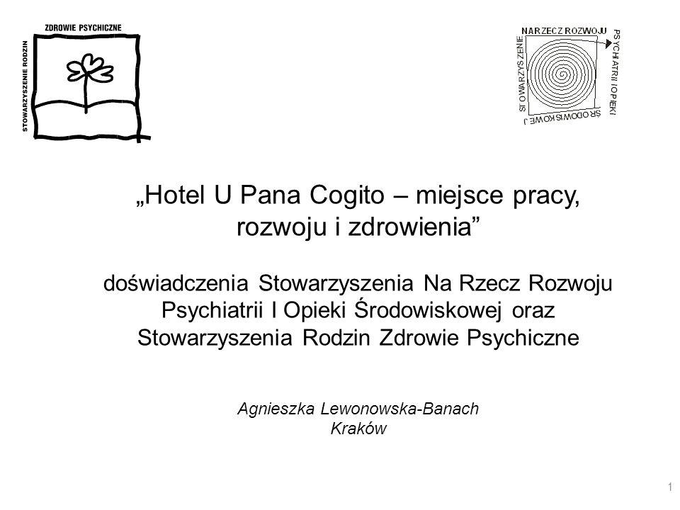 """""""Hotel U Pana Cogito – miejsce pracy, rozwoju i zdrowienia"""