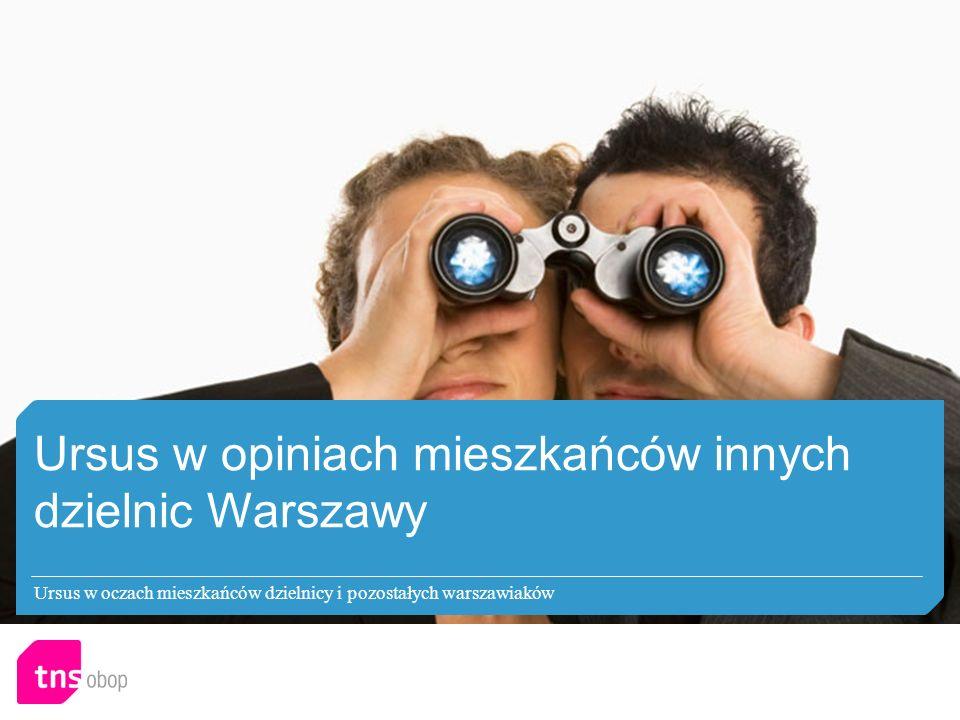 Ursus w opiniach mieszkańców innych dzielnic Warszawy