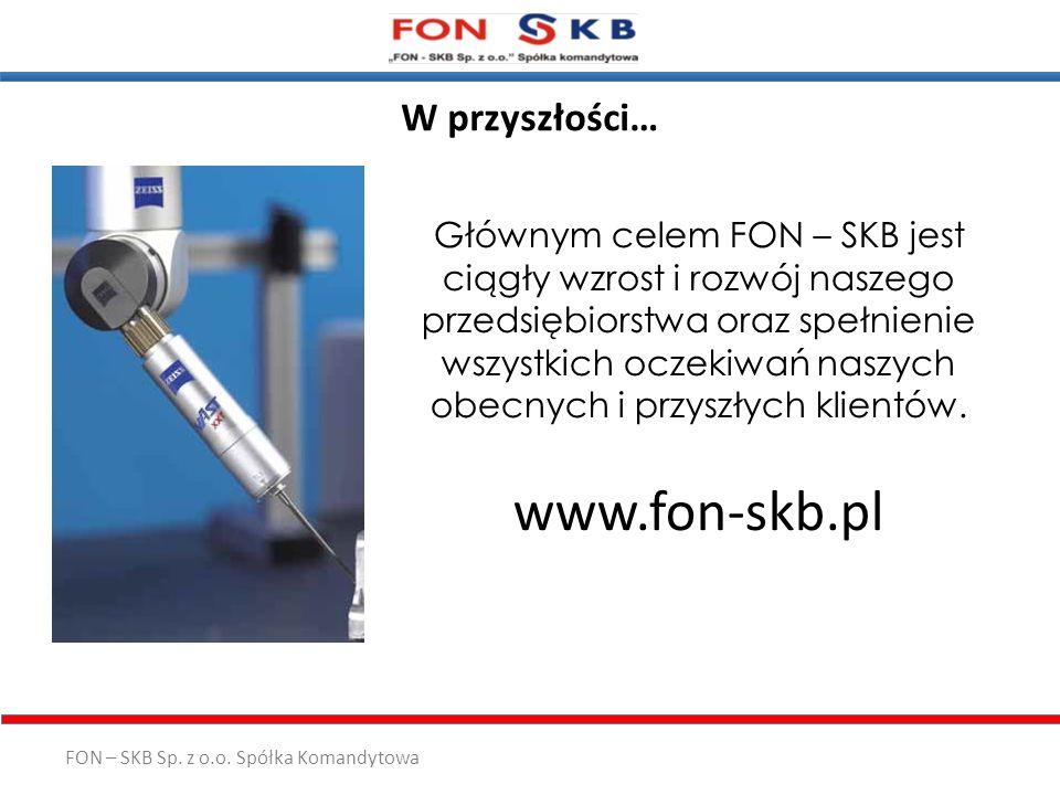 www.fon-skb.pl W przyszłości…
