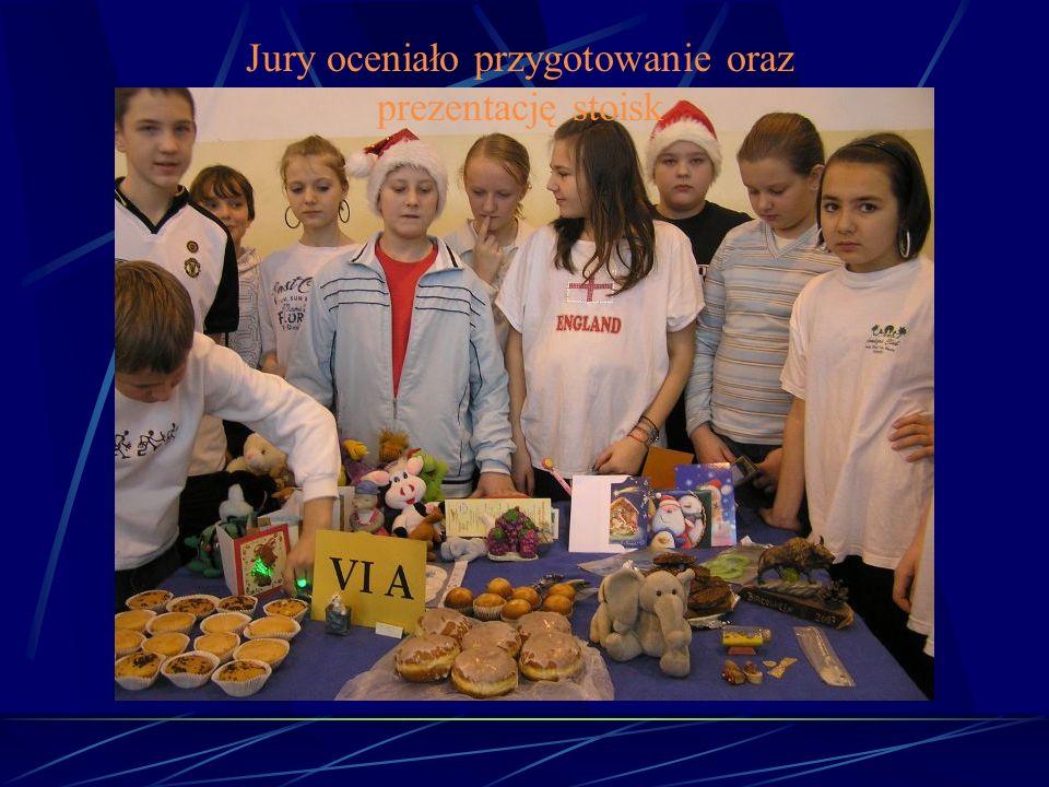 Jury oceniało przygotowanie oraz prezentację stoisk