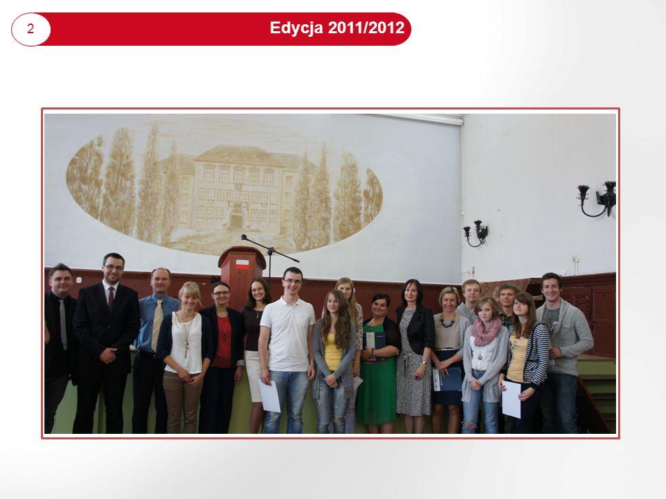 Edycja 2011/2012 2