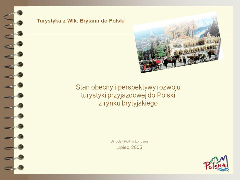 Turystyka z Wlk. Brytanii do Polski