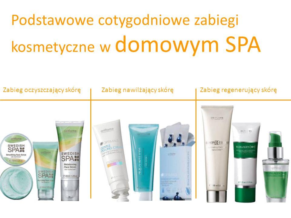 Podstawowe cotygodniowe zabiegi kosmetyczne w domowym SPA