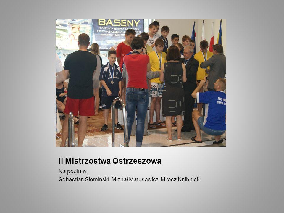 II Mistrzostwa Ostrzeszowa
