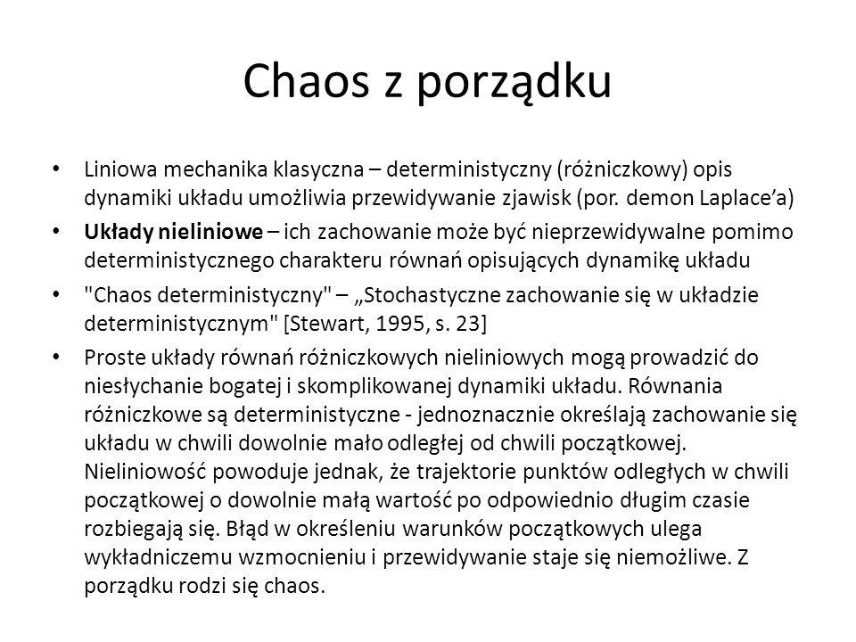 Chaos z porządku