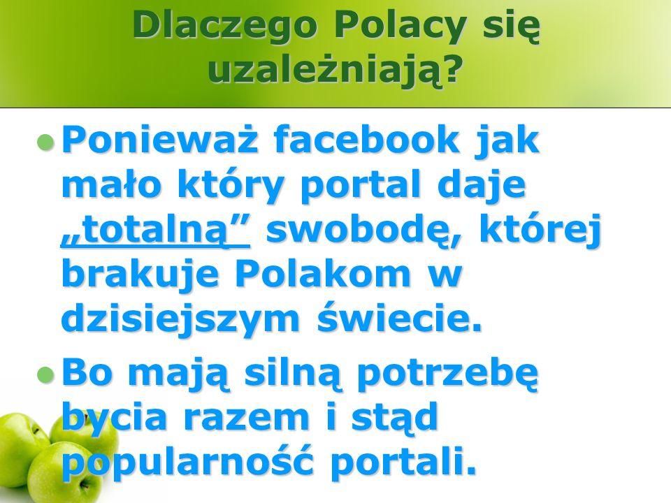 Dlaczego Polacy się uzależniają