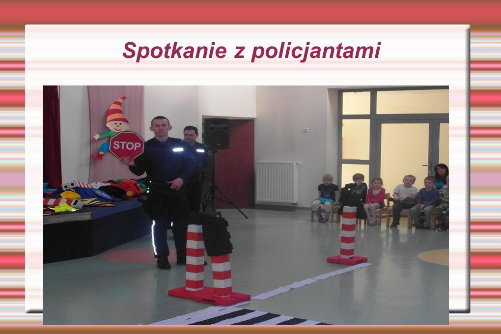 Spotkanie z policjantami