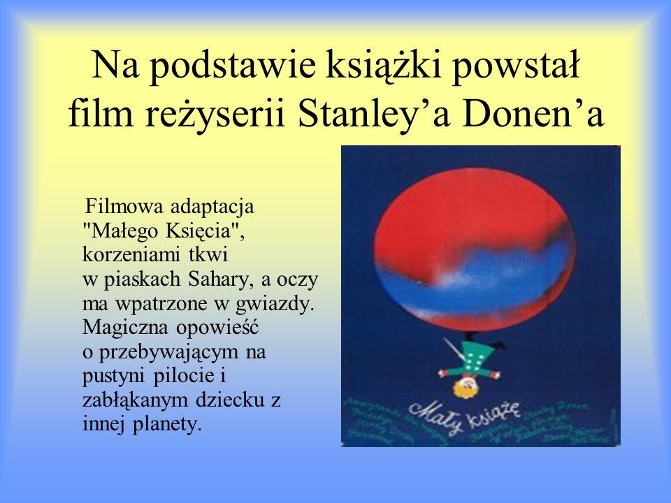 Na podstawie książki powstał film reżyserii Stanley'a Donen'a