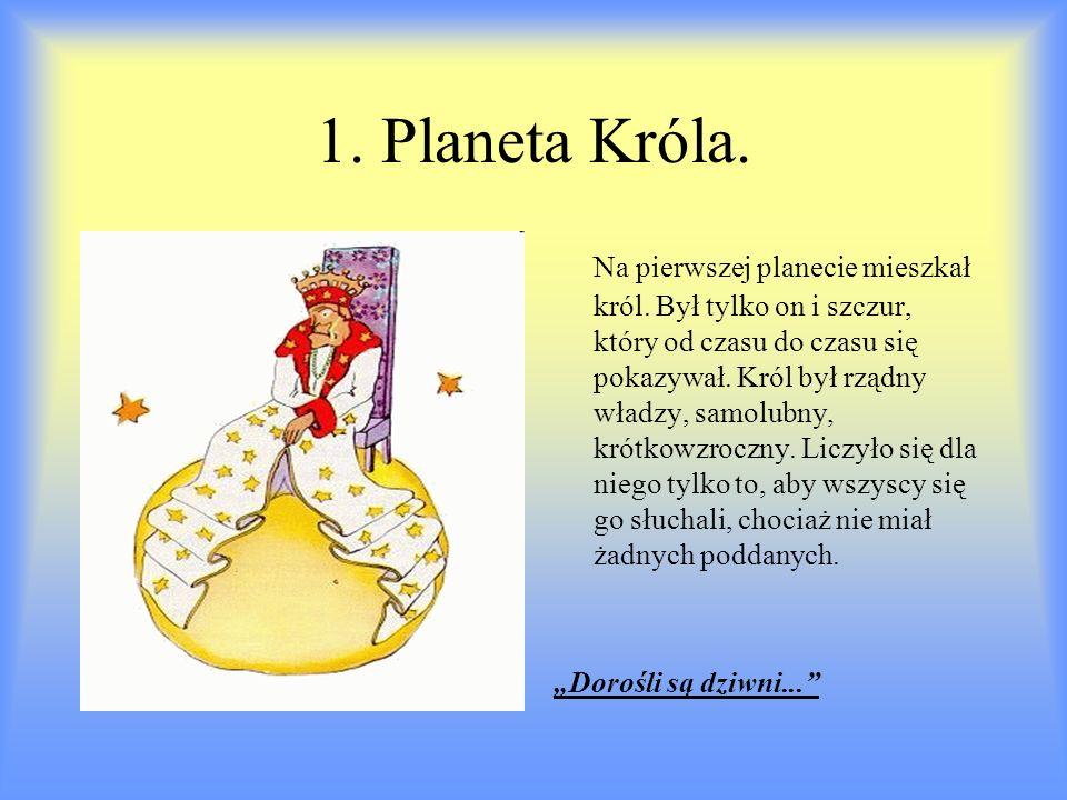 1. Planeta Króla.