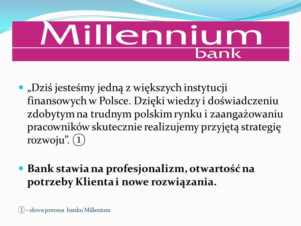 """""""Dziś jesteśmy jedną z większych instytucji finansowych w Polsce"""