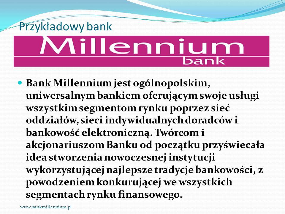 Przykładowy bank