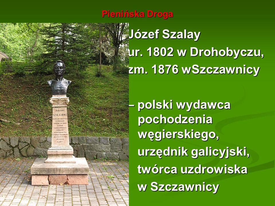 – polski wydawca pochodzenia węgierskiego,