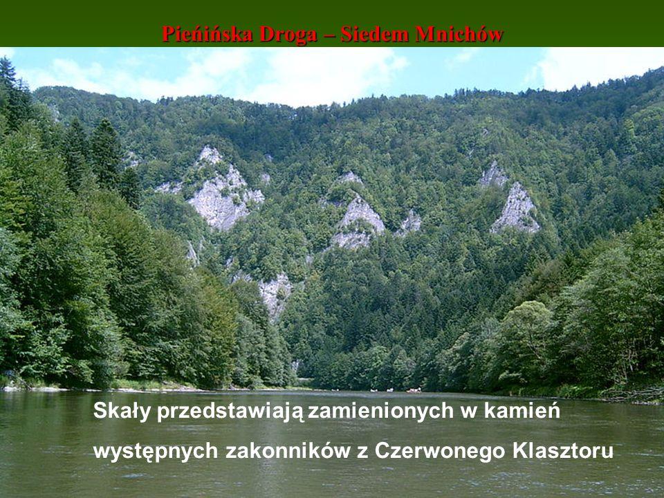 Pieńińska Droga – Siedem Mnichów