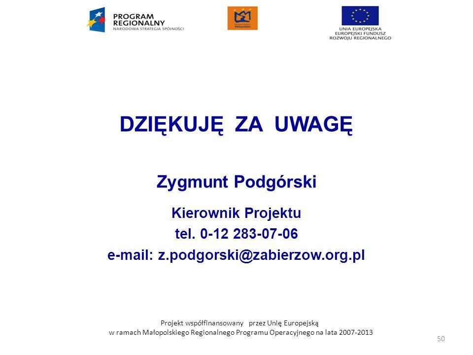 e-mail: z.podgorski@zabierzow.org.pl