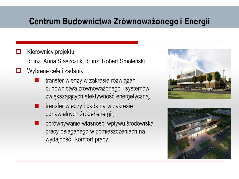 Centrum Budownictwa Zrównoważonego i Energii
