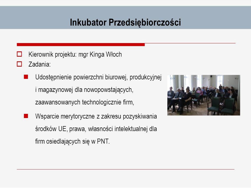 Inkubator Przedsiębiorczości