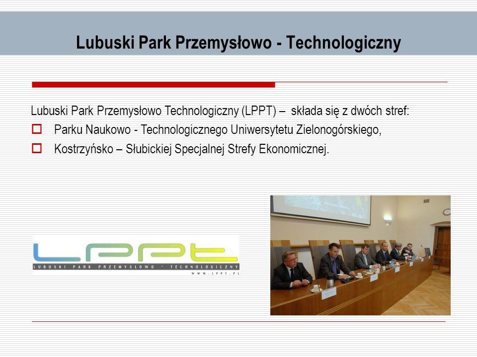 Lubuski Park Przemysłowo - Technologiczny