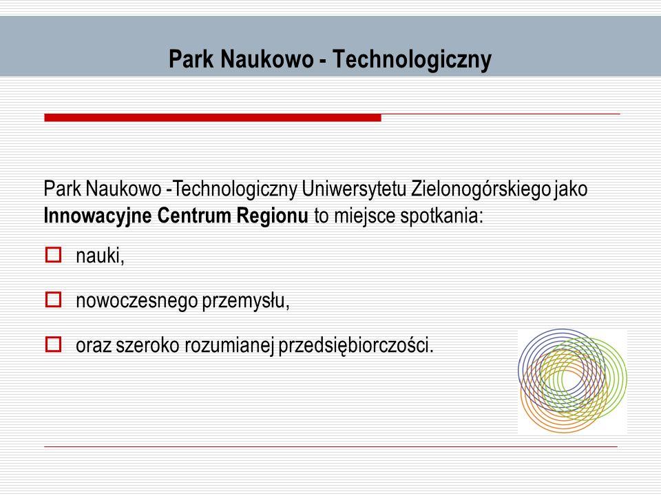 Park Naukowo - Technologiczny