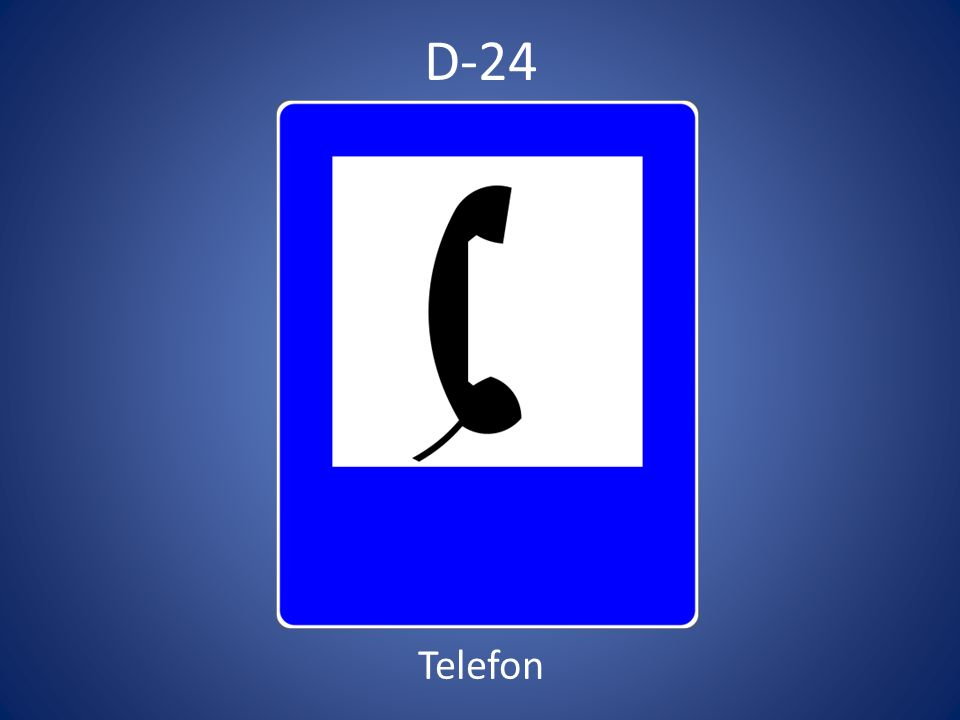 D-24 Telefon