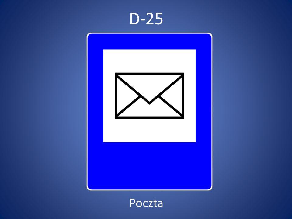 D-25 Poczta