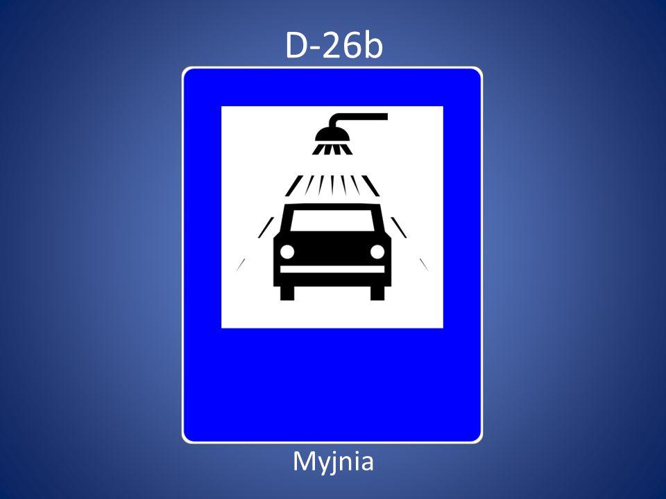 D-26b Myjnia