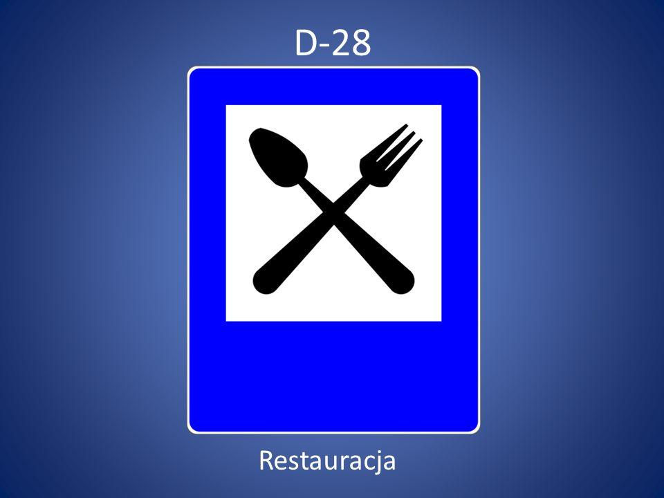 D-28 Restauracja