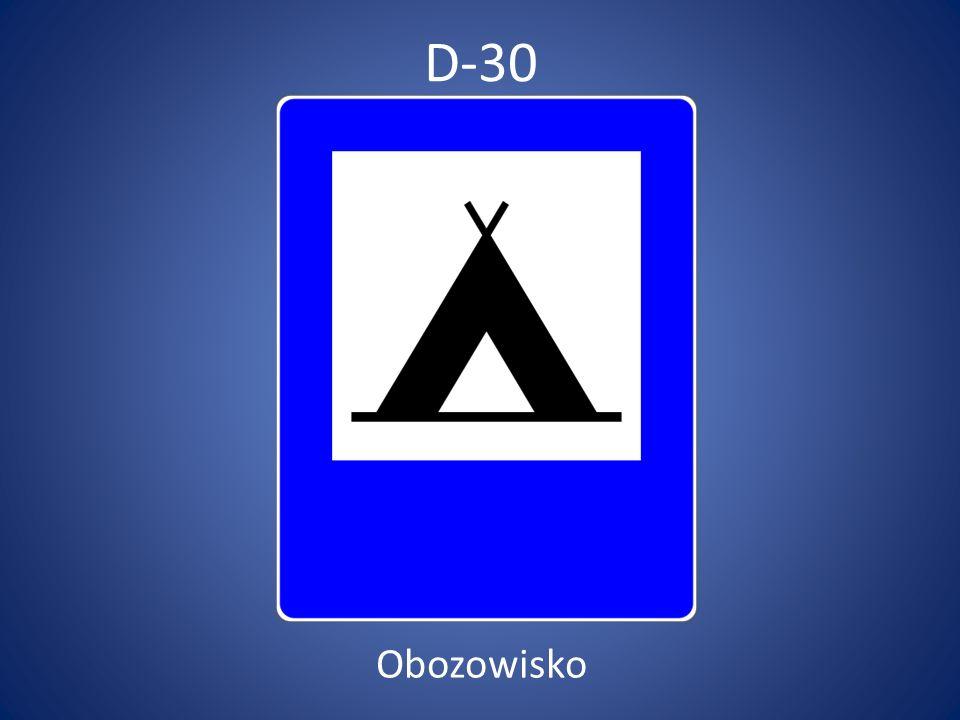 D-30 Obozowisko