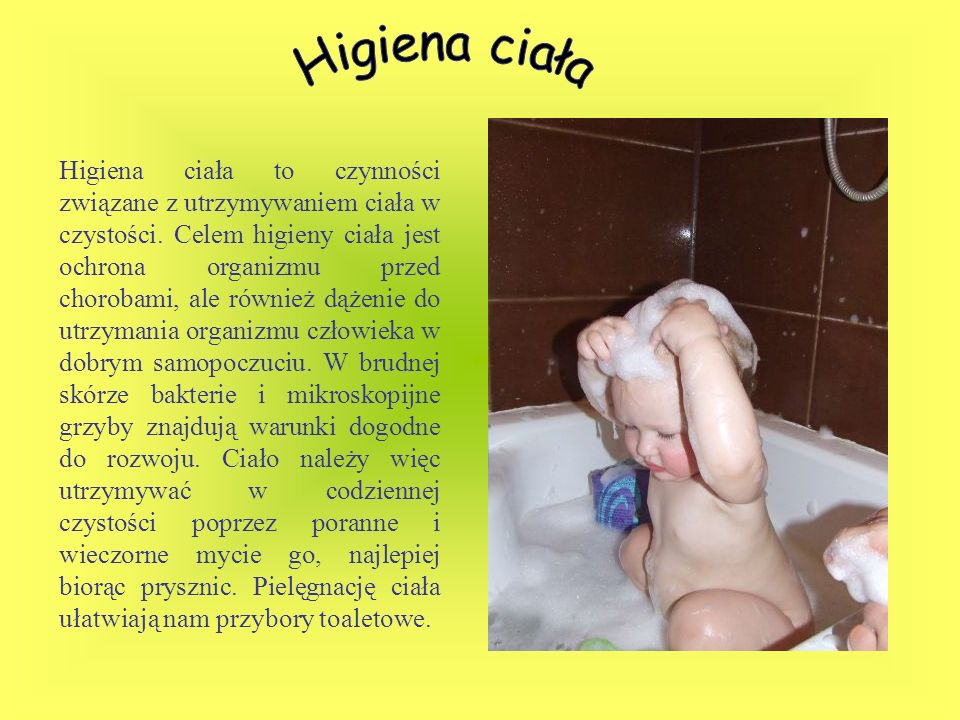 Higiena ciała