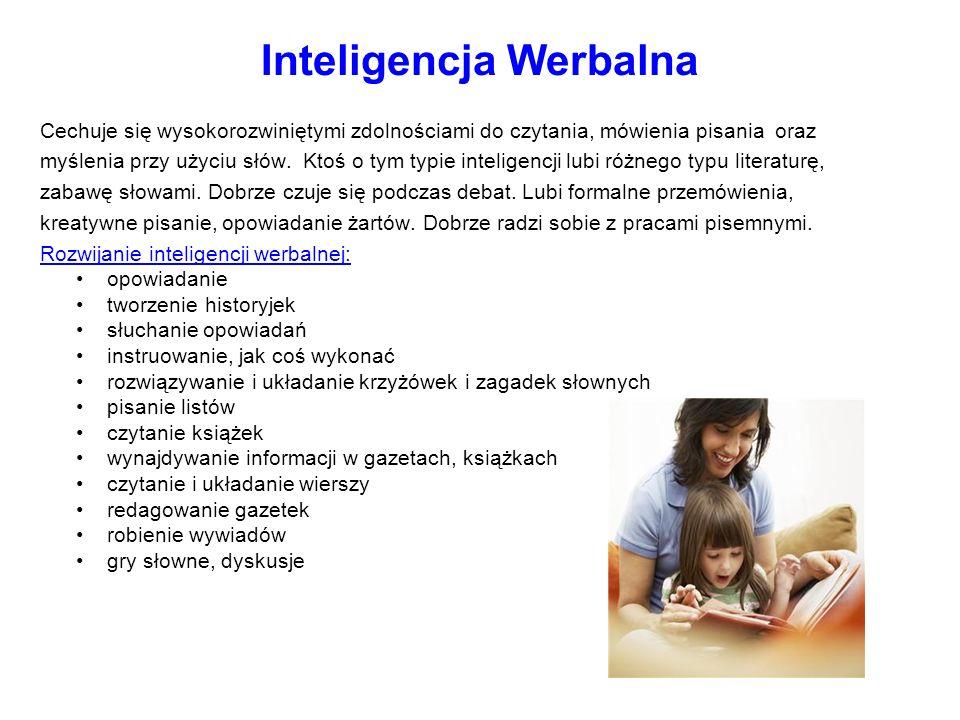 Inteligencja Werbalna