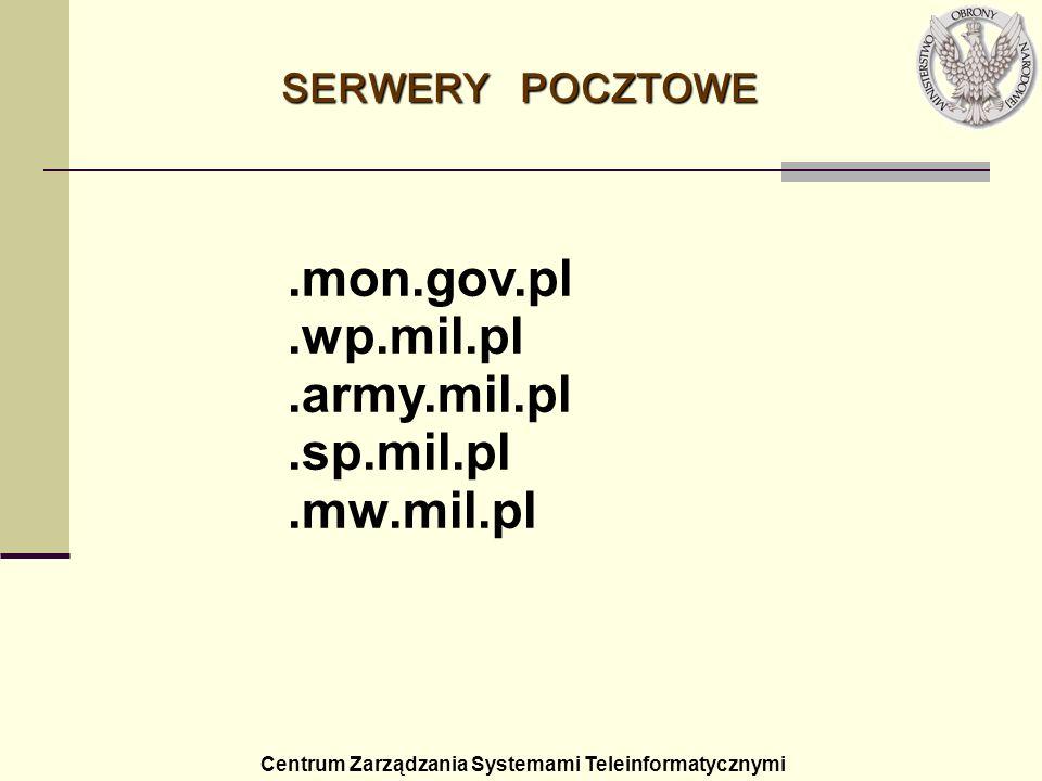 .mon.gov.pl .wp.mil.pl .army.mil.pl .sp.mil.pl .mw.mil.pl