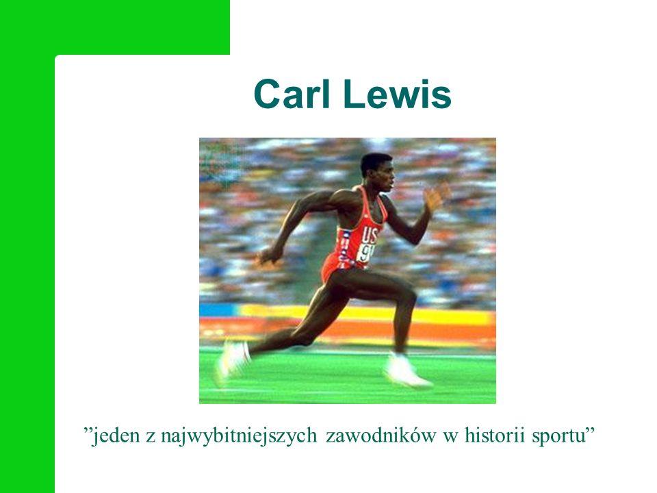 jeden z najwybitniejszych zawodników w historii sportu