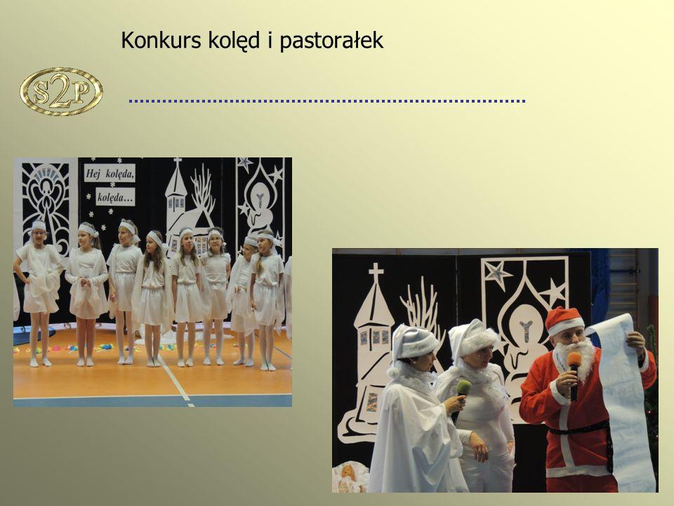Konkurs kolęd i pastorałek