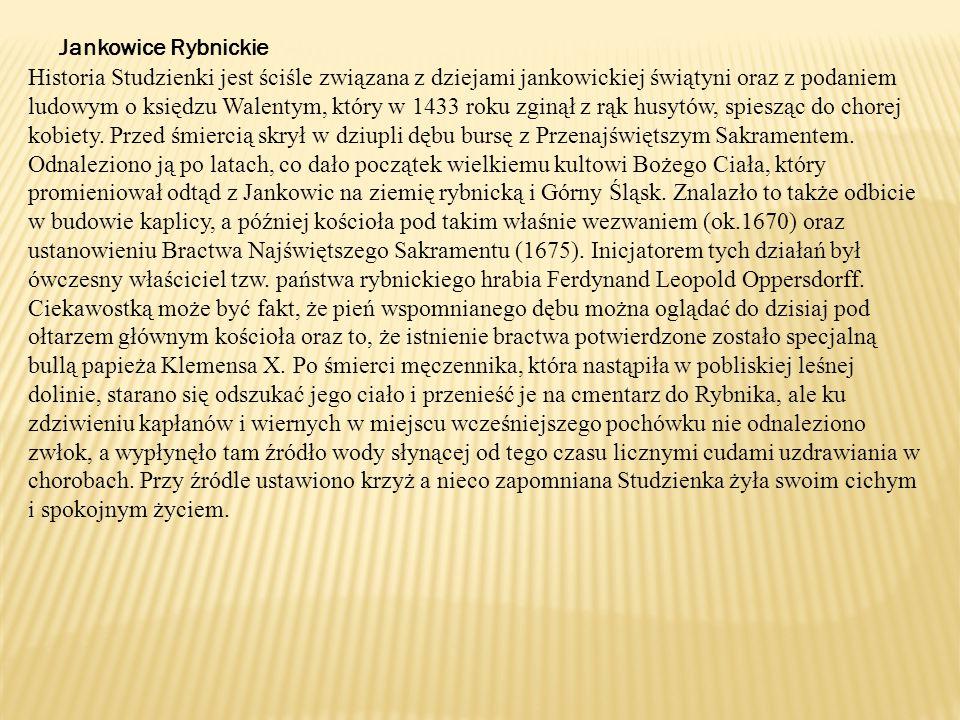 Jankowice Rybnickie