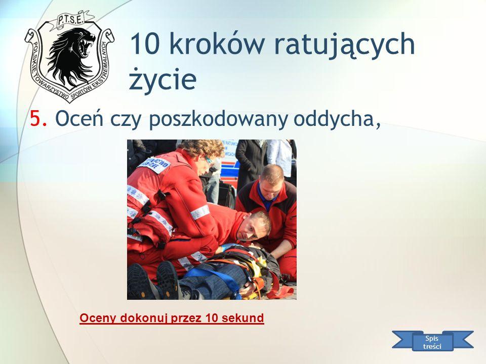 10 kroków ratujących życie